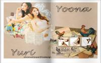 Yoona Yuri High Cut Wallpaper