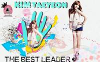 THE LEADER::Taeyeon