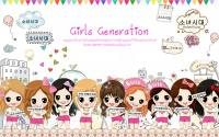 Girls Generation Tour FanArt