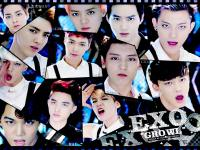 "EXO:""Growl"":Repackage Album"