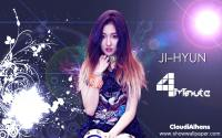 Ji-Hyun 4Minute ( Ver.Purple ) ♥