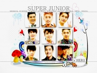 BTS [Hero]_Super Junior_1st japanase album