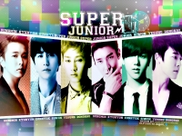 Super Junior (6):: For BUABAE:: Magazine