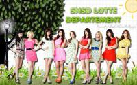 .:: SNSD Lotte Departement Sep 2013 ::.