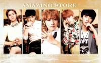 B1A4 AMAZING STORE in JAPAN