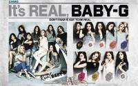 Girls' Generation ::It's Real Baby-G::