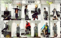 EXO :: So CooL Magazine :: October 2013