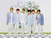 EXO_M :: Nature Republic :: Oct 2013 issue