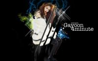 ::GAYOON 4MINUTE:GRAPHIC::