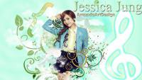 ::Jesica Jung::With Green Style
