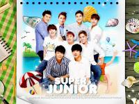 Super Junior :: Lotte Duty Fee [special holiday on te beaceh]