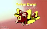 "Curious George ""Cartoon"""