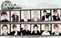 EXO :: SO COOL Magazine ver.1