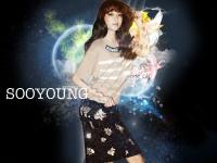 ::SNSD SOOYOUNG:with GRAPHIC::