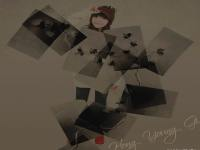 ::: Hong Young Gi Orchid Frames Shadow :::