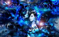 KIM TAEYEON Abstract Style