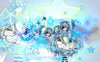 Ciel With Blue Style