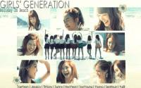 .:: Girls' Generation - Holiday In Beach ::.