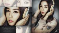 ••Tiffany Digital Painting••