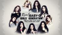 SNSD ♥ Casio Baby-G 'Real Baby-G' # 2