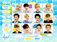 Play Game :: EXO  :: Choose member favorite