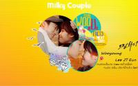 Milky Couple Wooyoung And IU