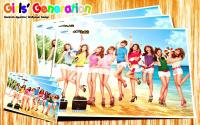 Girls' Generation in the Beach ~