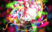 Jessica With RainBow Light