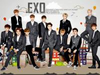 Exo :: IVY CLUB :: November issue 2013