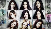GIRLS' GENERATION::REAL BABY G