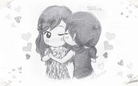 [Fanart] TaeNy Pencil Sketch
