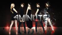 ::4minute red and black::