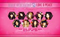 SNSD ♥ 3rd Japanese album titled 'Love & Peace' # 2
