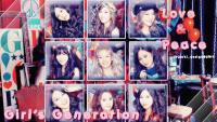 Girl's Generation Love & Peace