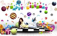Happy Birthday Kwon Yuri 2013