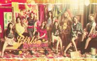 "SNSD :: 3rd Album Japanese ""Love&Peace"""