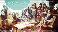 SNSD ♥ SONE Note Vol.2 Japan Magazine # 1 Whit Calendar