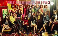 Girls' Generation ::The 3rdAlbum Japanese Love&Peace:: Ver.3