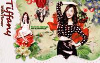 .:: Tiffany With Flower ::.
