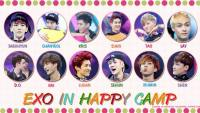 EXO:EXO in Happy Camp