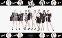 AFTER SCHOOL - BLACK and WHITE