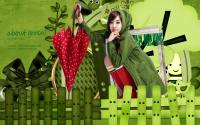 Eunjung ::ABOUT GREEN::