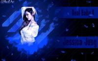 jessica jung real baby g wallpaper by shofiart