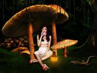 SNSD Tiffany ★I'm Alone in The Mushrooms Land★[Re-up]