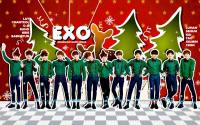 EXO : Miracle In December : GREETING Mery x mas