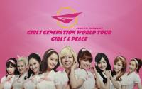 GG WORLD TOUR GIRLS AND PEACE
