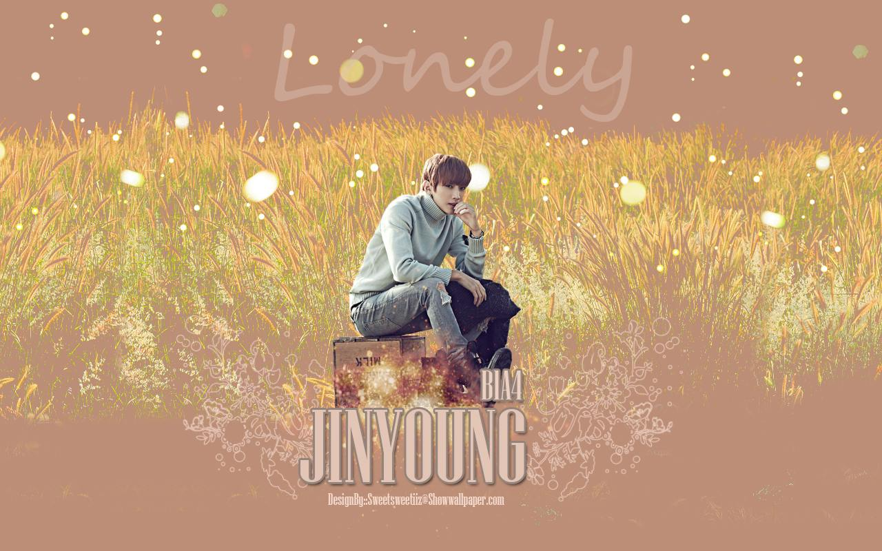 JINYOUNG B1A4  LONELY  B1a4 Lonely Wallpaper