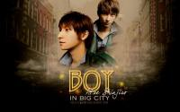 Atae Shinjiro : BOY In Big City