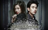 You who came from the stars - SoohyunxJihyun2