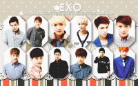 Exo _ SMTown Week [photocards]